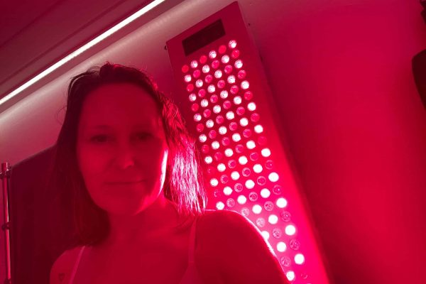 Red Light Therapy - Rødt Lys Terapi