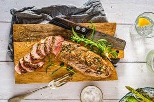 Svinemørbrad - opskrift på den bedste svinemørbrad. Mør og lækker.